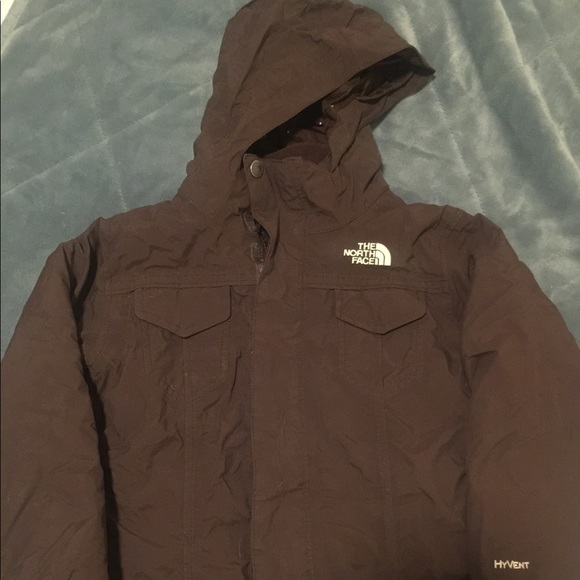 aecd3a566 North Face Girls Parka Size S/P
